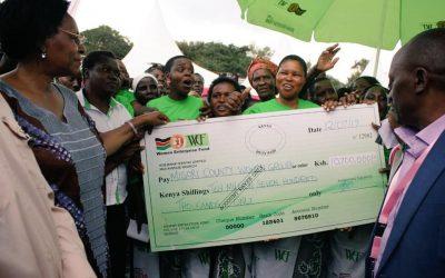 Migori County - Women Empowerment funds